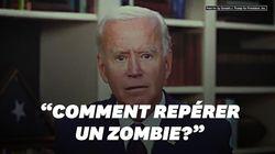 Donald Trump compare Joe Biden à un zombie dans ce clip de