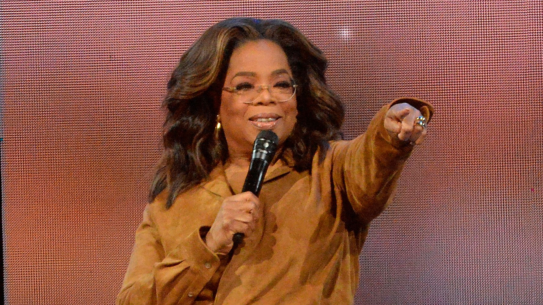 Oprah Shares The Seven 'Books That See Her Through'