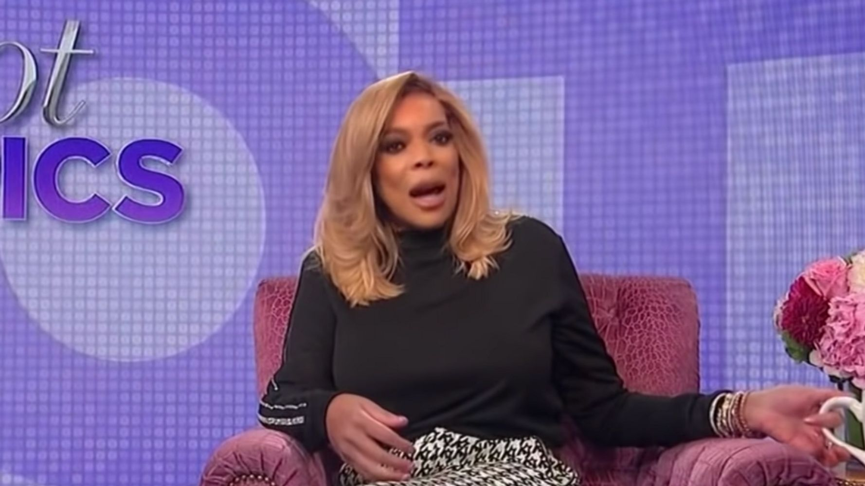Wendy Williams Responds To Fans' Concerns About Behavior: 'I'm Not Perfect'