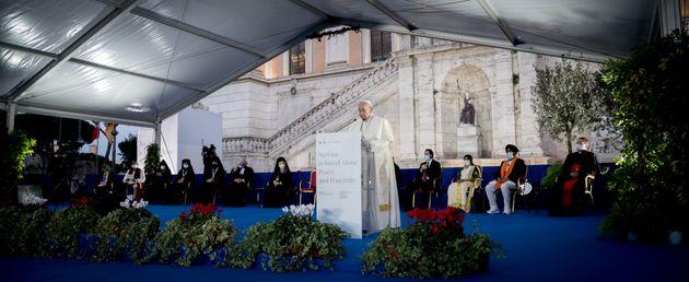 Da Assisi al Campidoglio, una strada di pace e