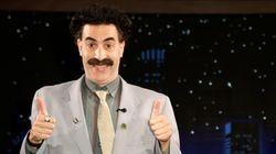 Le Kazakhstan utilise le slogan de Borat pour promouvoir le