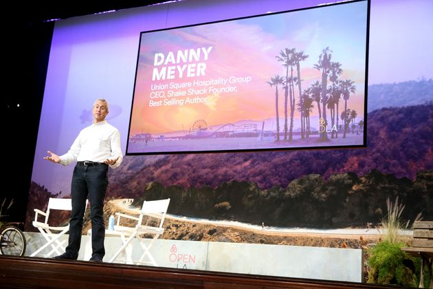 Union Square Hospitality Group CEO and Shake Shack Founder Danny Meyer eliminated tipping at some restaurants,...
