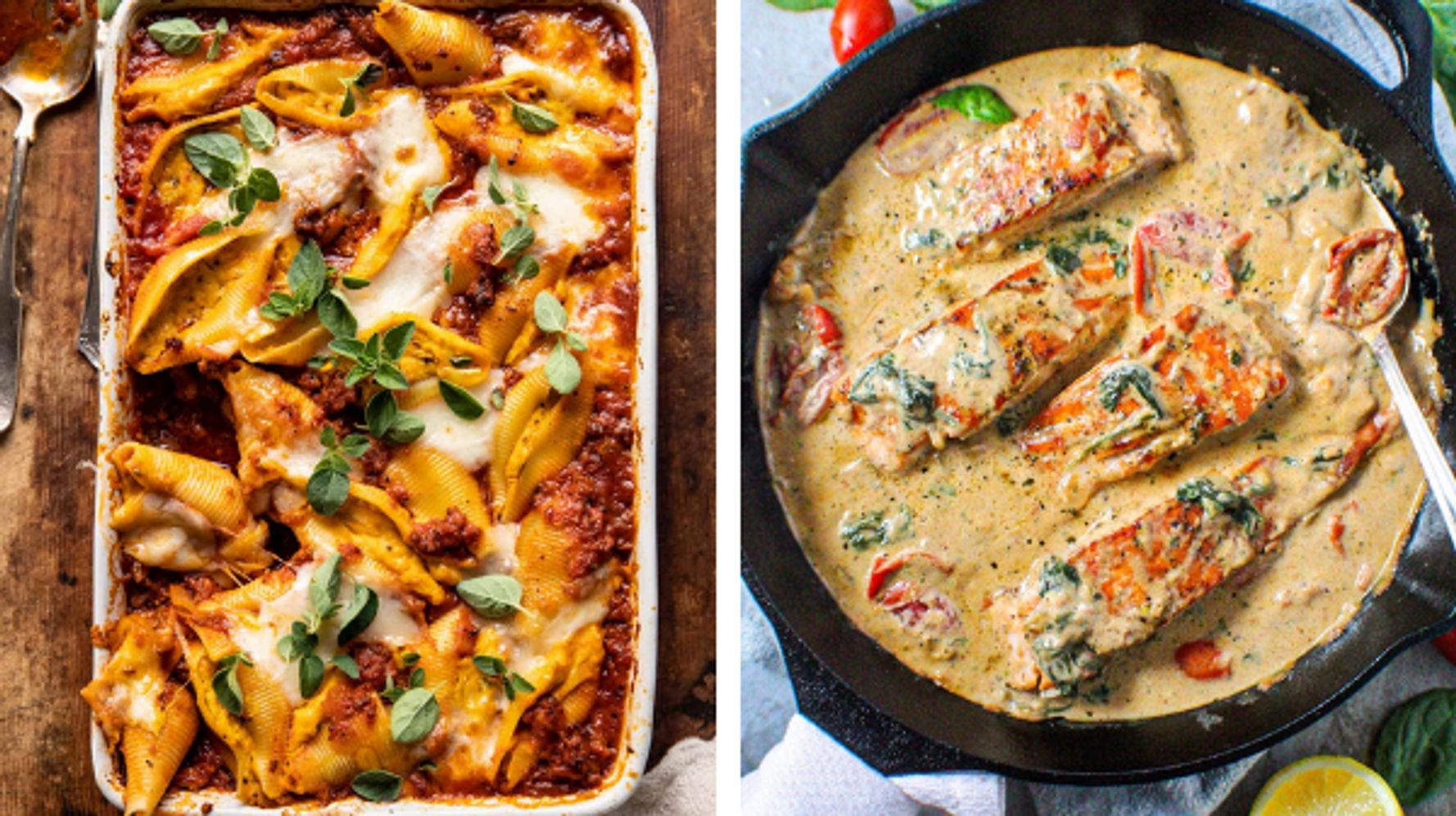 The 10 Most Popular Instagram Recipes From October 2020
