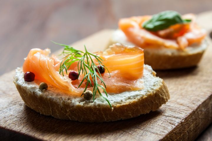 The omega-3 fatty acids found in salmon may help alleviate symptoms of anxiety.