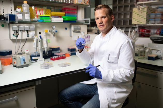 El virólogo Hendrik