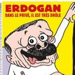 Ο Ερντογάν στο στόχαστρο του Charlie Hebdo - Το εξώφυλλο που τον