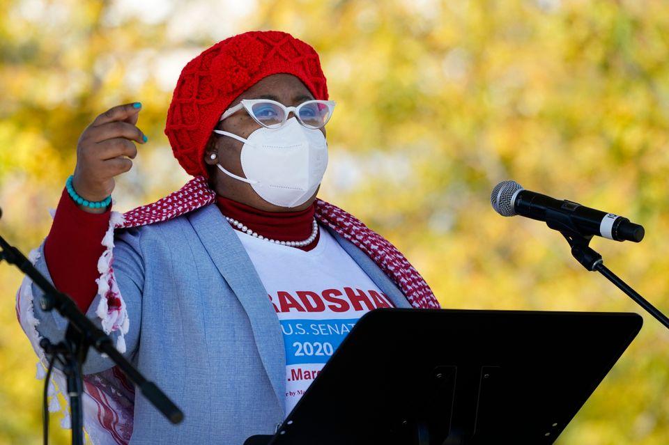 Los efectos de la contaminación en su vecindario en el sur de Memphis, Tennessee, alimentaron a Marquita Bradshaw ...