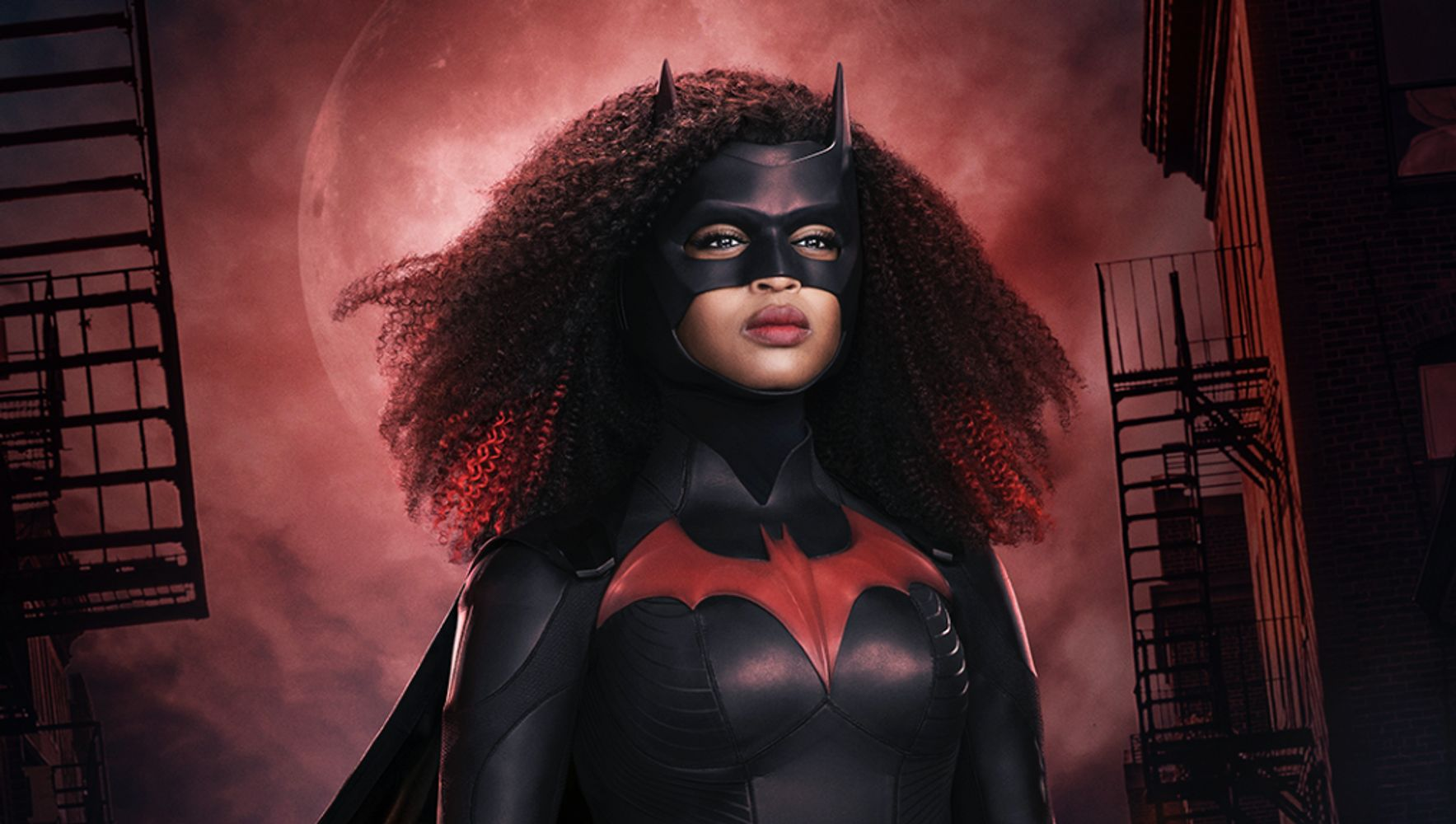 New Images Reveal Javicia Leslie As An Unapologetically Black Batwoman