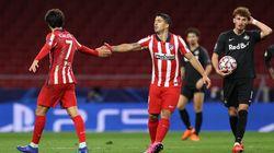 Un doblete de Joao Félix le vale al Atlético la victoria frente al Salzburgo