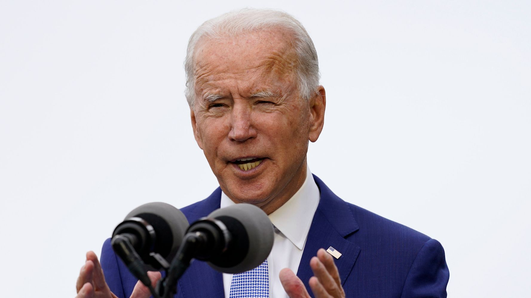 Joe Biden Aims Closing Pitch At One Of His Few Vulnerabilities: Young Black Men