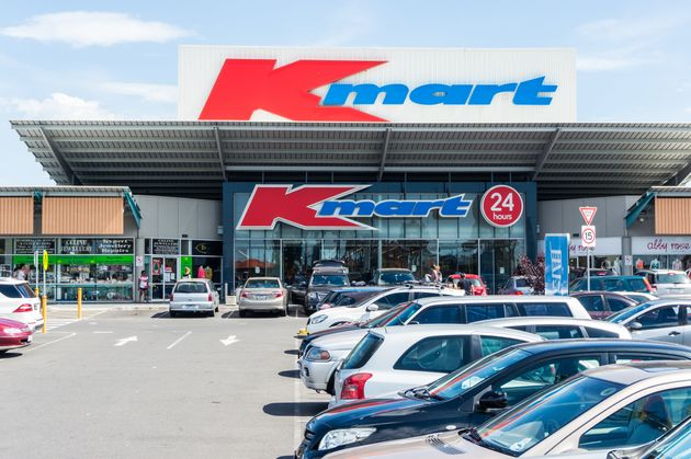 Many people flocked to Kmart stores, including the one in Burwood (shown here in 2015) across Melbourne...