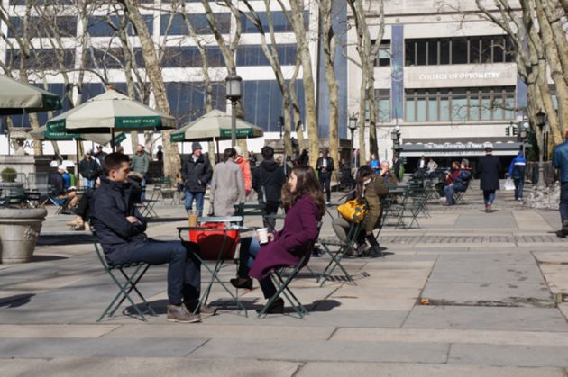 ニューヨークに学ぶ「公園の新しい姿」サステナブルな地域づくりのカギは?