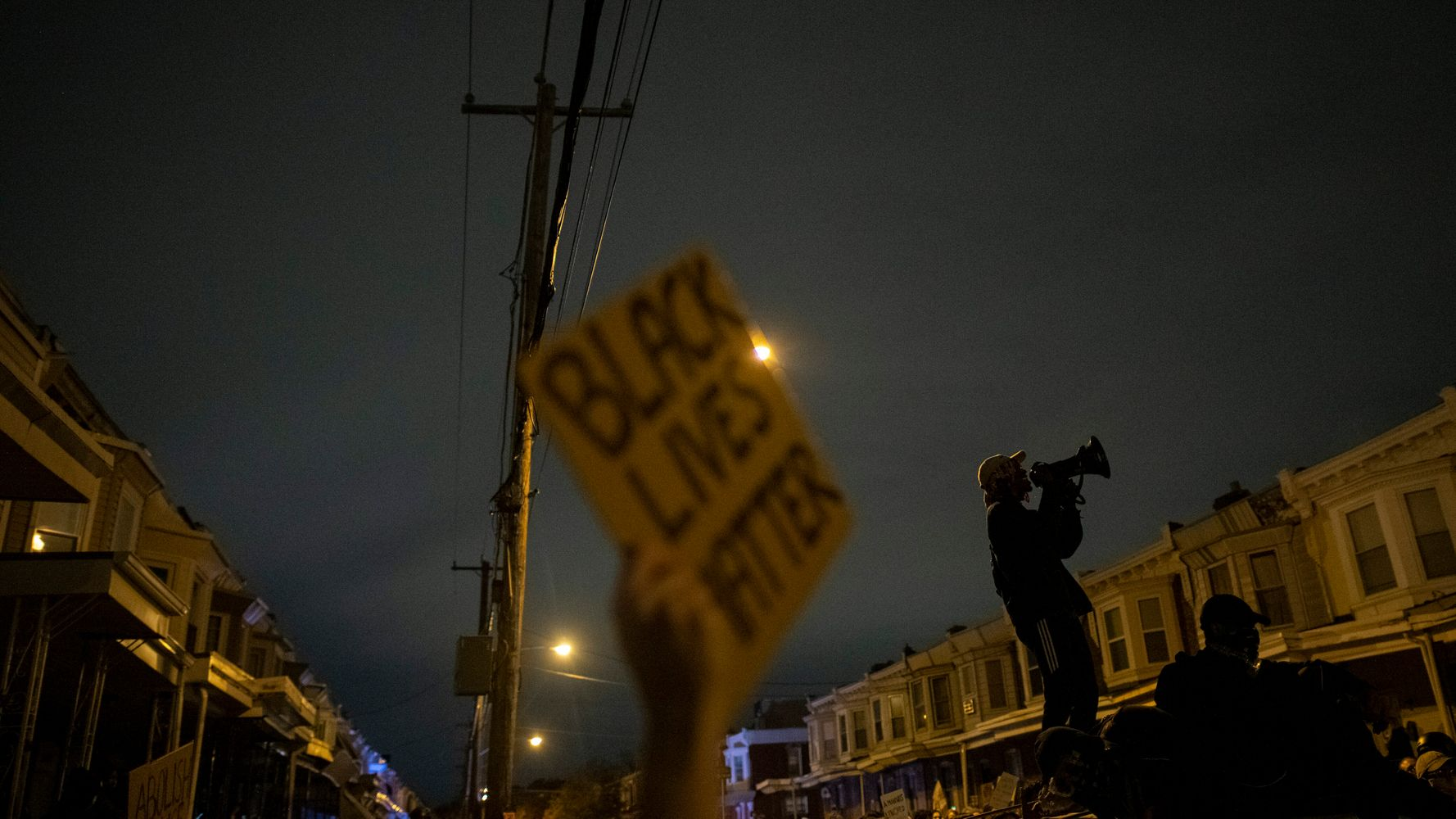 Amid More Protests Over Son's Police Death, Walter Wallace Sr. Says Violence 'Not Helping'
