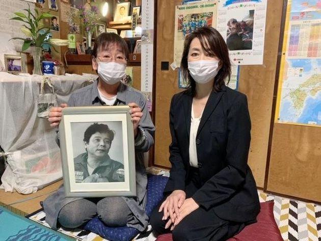 黒木さんの妻・正子さん(2020年10月)