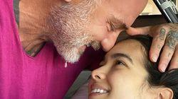 Perché la figlia di Gianluca Vacchi e Sharon Fonseca si chiama Blu