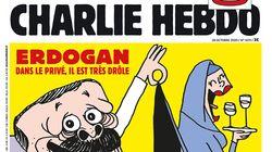 La Turchia condanna la copertina di Charlie Hebdo su