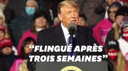 Donald Trump choque en imaginant Joe Biden assassiné juste après