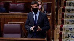 El PP rompe la tregua de la moción de censura y carga contra el Gobierno: