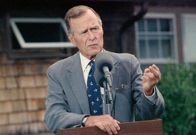 ジョージ・H・W・ブッシュ元大統領