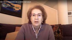 La viróloga Margarita del Val lanza este mensaje positivo en medio de la pandemia y anticipa cómo acabará