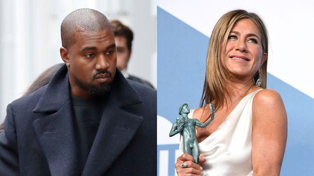 Kanye West y Jennifer