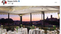 Beppe Grillo, il furbetto del roof garden (di S.