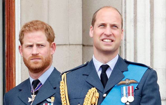 Prince William has always been given preferential treatment over his brother, Prince Harry, claims a...