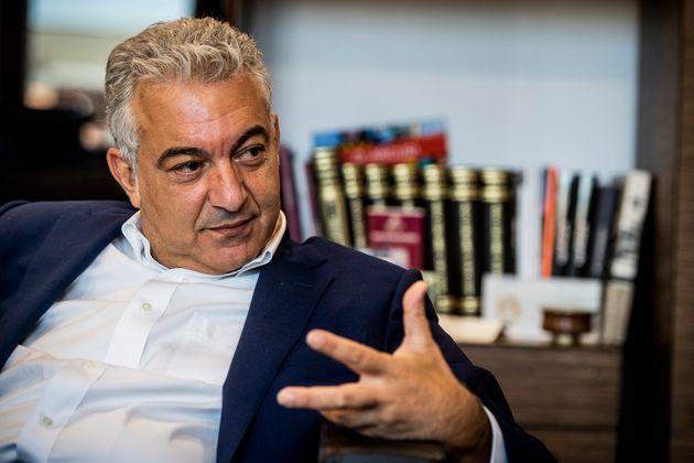 26/08/2020 Roma, Domenico Arcuri, AD di Invitalia. Attualmente è il commissario straordinario per il...