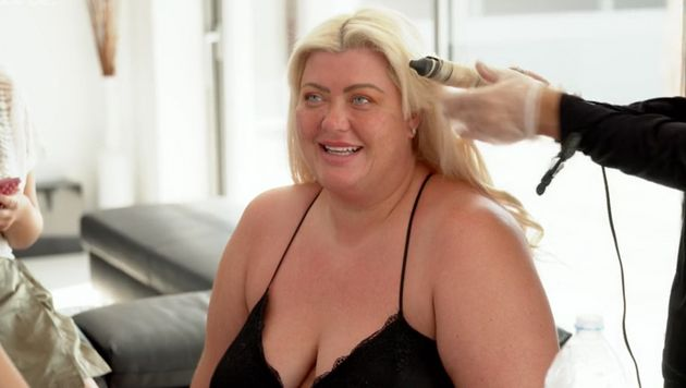 Gemma spoke about her encounter with Naomi Campbell on her reality show Diva Forever & Ever