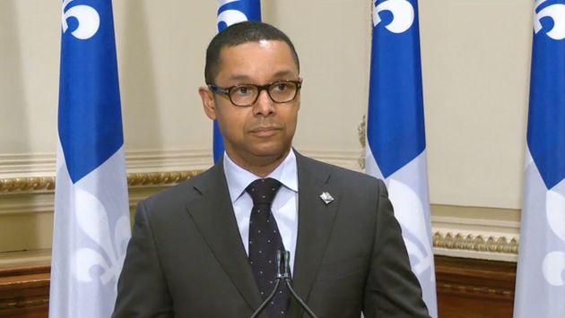 Le ministre Lionel Carmanta affirmé que son objectif était d'améliorer...