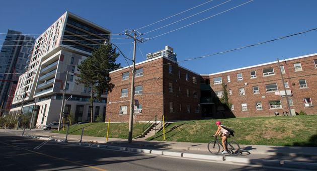 Regent Park has received a facelift, but not enough by way of supports for marginalized