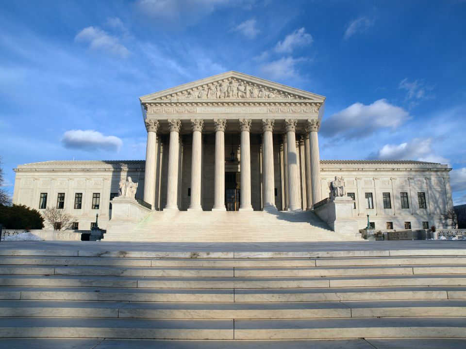 The Supreme Court could play a major role in deciding the election
