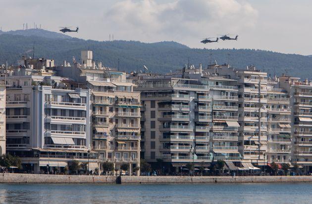Προσαγωγές στη Θεσσαλονίκη για απόπειρα