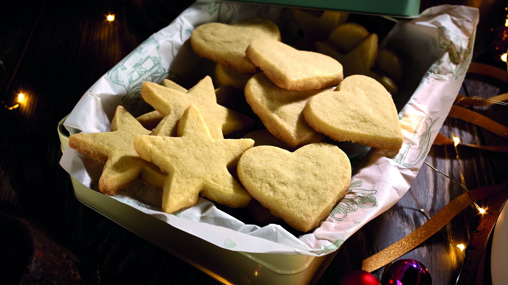 This Simple 5-Step Shortbread Recipe Will Instantly Improve Your Day