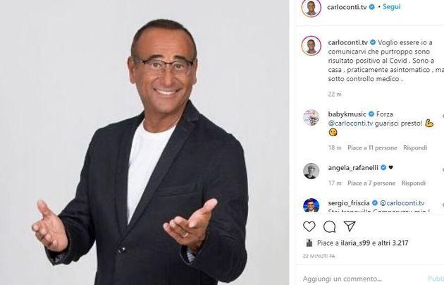 Carlo conti /