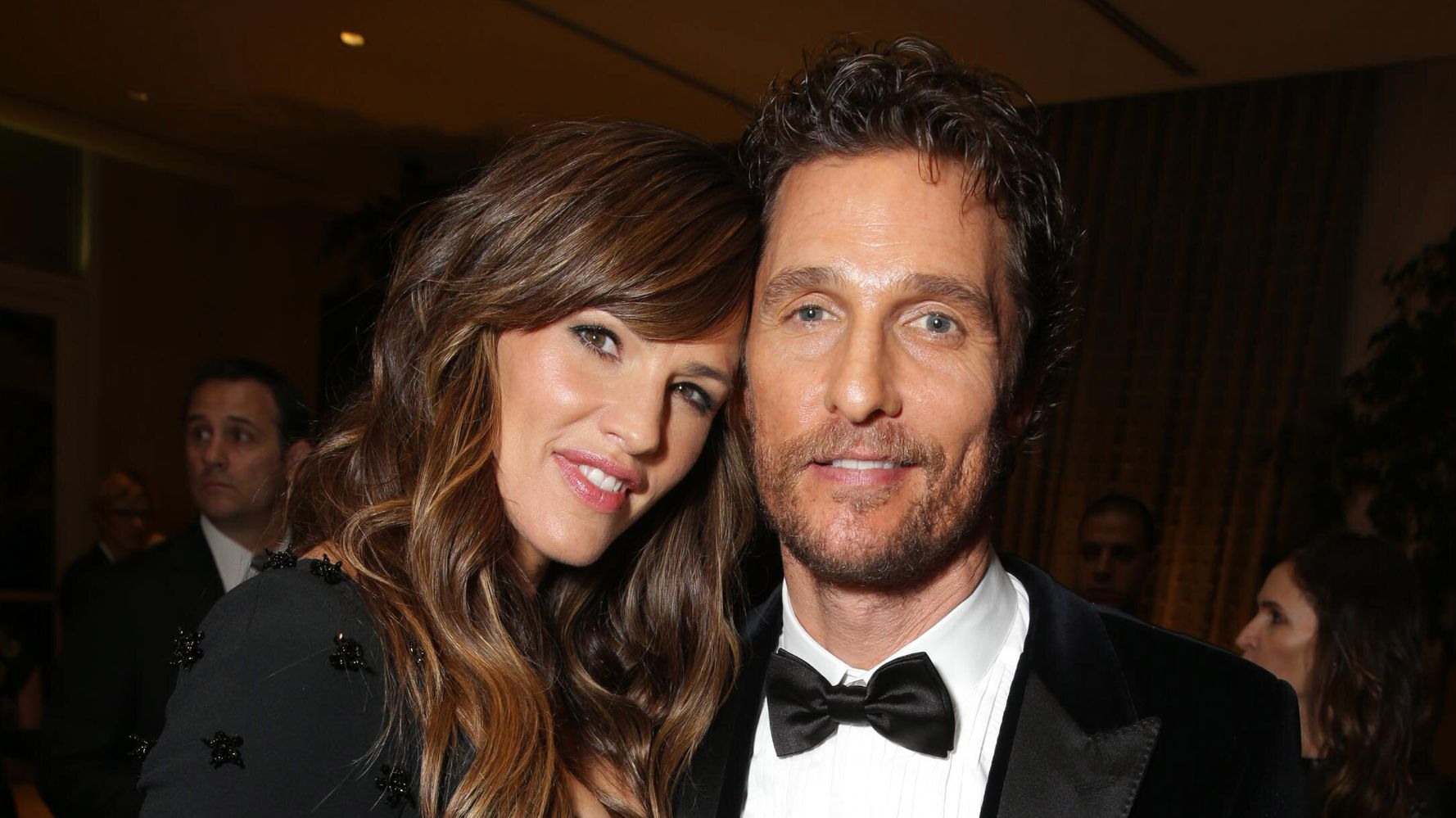 Jennifer Garner On How 'Sweet' Matthew McConaughey Kept Her From Quitting Acting