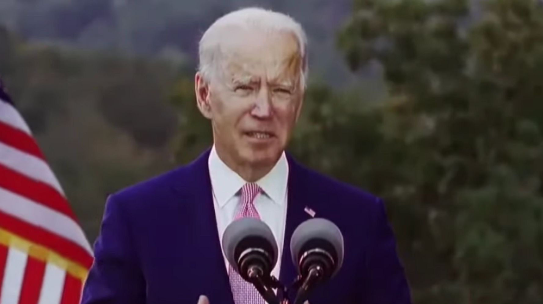 Trump Campaign Takes Biden's Pope Francis Quote Out Of Context In Deceptive Video