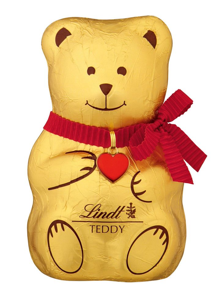 Teddy Bear ao Leite - 10 gramas: R$4,00; 100 gramas: R$34,90 e 200 gramas: R$62,90.