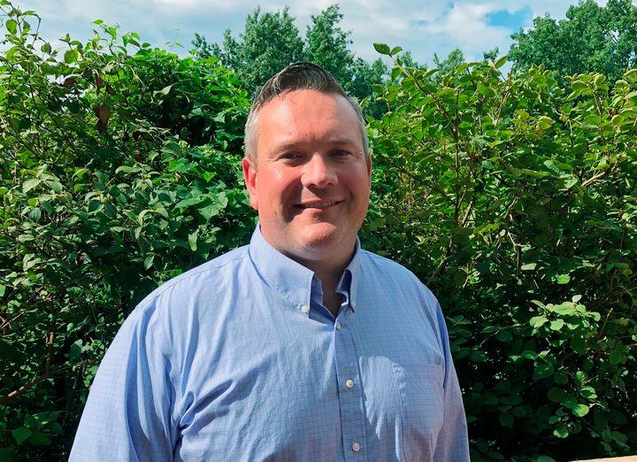 Democrat Josh Hicks is hoping to make Kentucky's 6th District a political battleground again running against Republican Rep.
