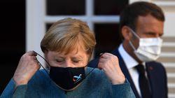 França e Alemanha decretam lockdown por 2ªonda de