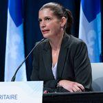 Geneviève Guilbault accuse Dominique Anglade de tenir un discours