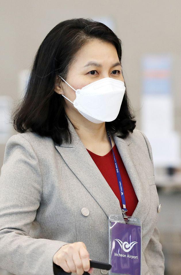 한국인 첫 세계무역기구(WTO) 사무총장직에 도전 중인 유명희