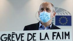 Pourquoi cet eurodéputé français entame une grève de la