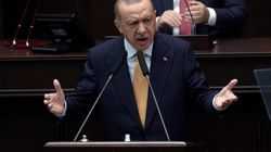 Erdogan Says The West Wants To 'Relaunch Crusades' After Charlie Hebdo Cartoon Sparks