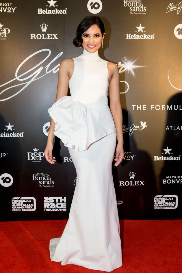 The 2019Miss Universe Australia winner Priya Serrao has previously said she wouldn't have...