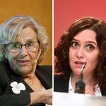 Manuela Carmena, sobre la petición de Ayuso: