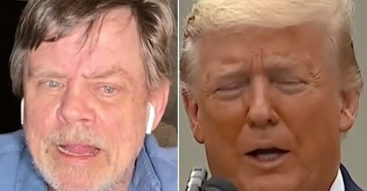 Mark Hamill Nails Why Trump Is The 'Worst President Ever'