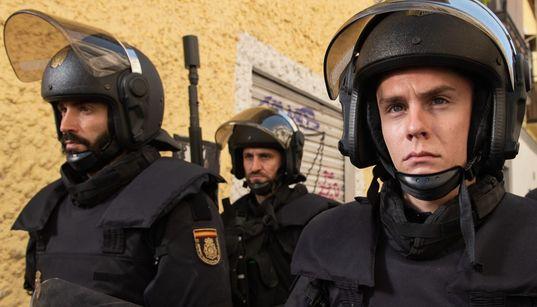 Qué es realidad y qué es ficción en 'Antidisturbios', según tres policías de la