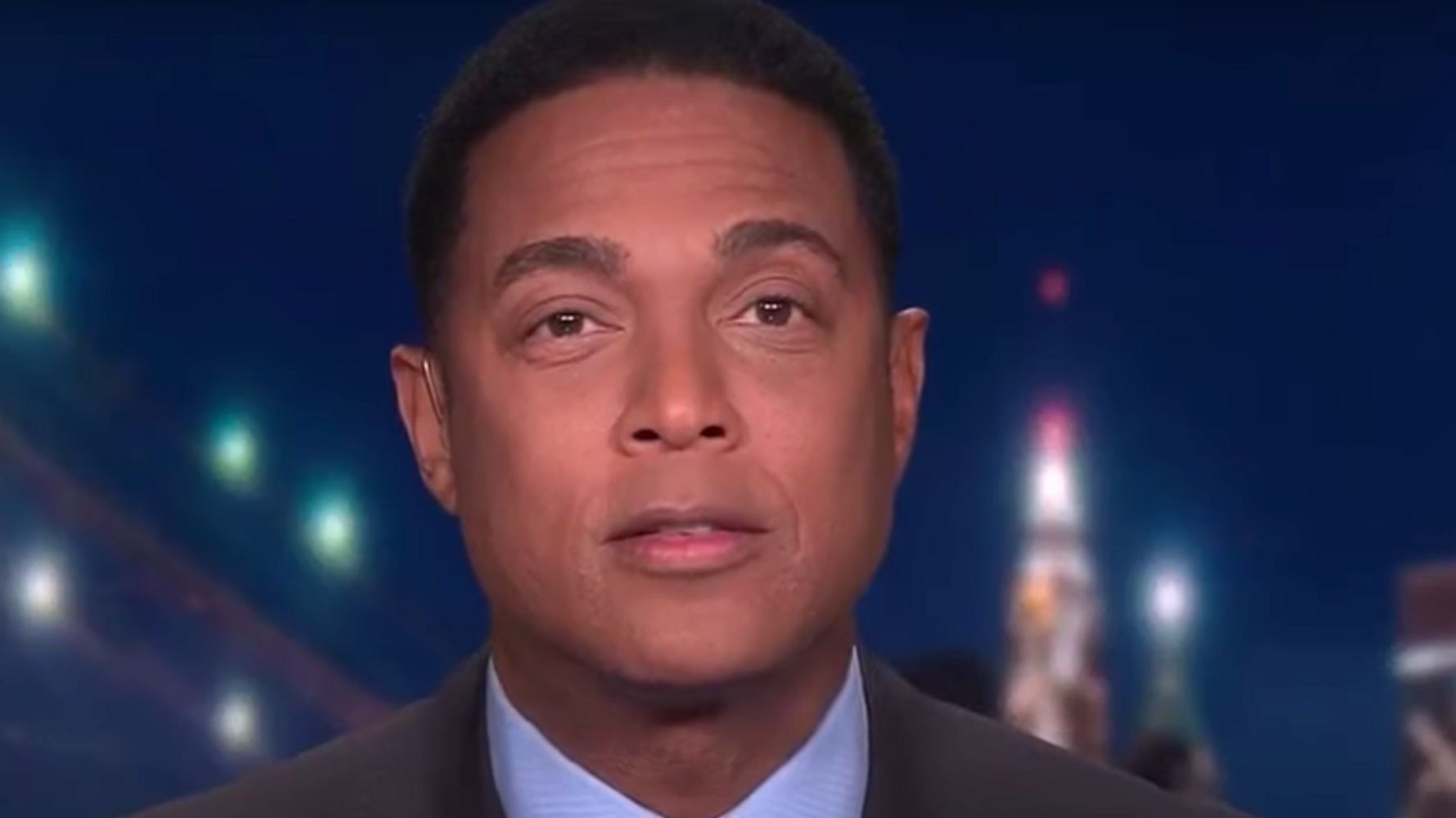 Don Lemon Has A Simple Solution To One Of Donald Trump's Favorite Rally Gripes