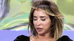 """María Patiño se sincera sobre el duro momento que vive: """"No quería venir a"""